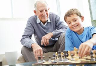 Интерес к шахматам