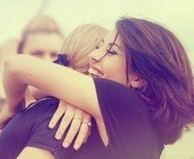 Как помириться с подругами?